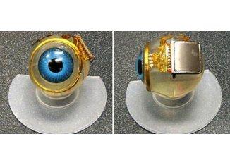 人工电子眼图片