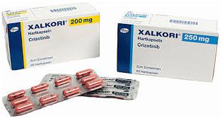 CRIZOTINIB肺癌药